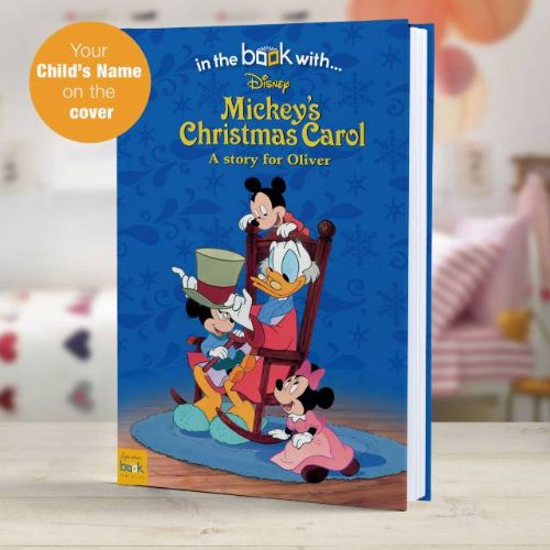 Disney Mickey's Christmas Carol Story Book